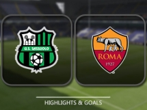 Sassuolo 1:3 AS Roma