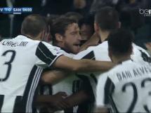 Juventus Turyn 4:1 Sampdoria