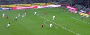 Borussia Monchengladbach 0:0 Eintracht Frankfurt