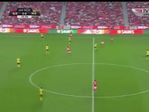 Benfica Lizbona 3:0 Pacos Ferreira