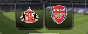 Sunderland 1:4 Arsenal Londyn