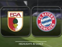 Augsburg 1:3 Bayern Monachium