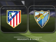 Atletico Madryt 4:2 Malaga CF