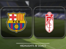 FC Barcelona 1:0 Granada CF