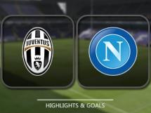 Juventus Turyn 2:1 Napoli