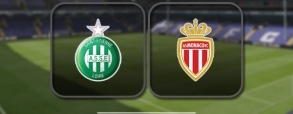 Saint Etienne 1:1 AS Monaco