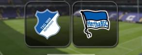 Hoffenheim 1:0 Hertha Berlin