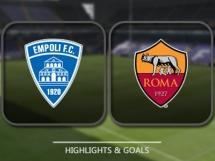 Empoli 0:0 AS Roma