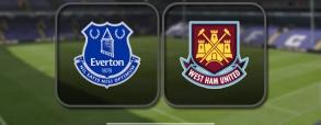 Everton 2:0 West Ham United