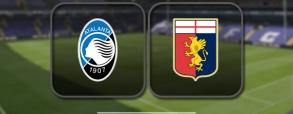 Atalanta 3:0 Genoa