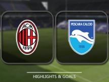 AC Milan 1:0 Pescara