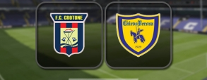 Crotone 2:0 Chievo Verona