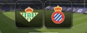 Betis Sewilla 0:1 Espanyol Barcelona