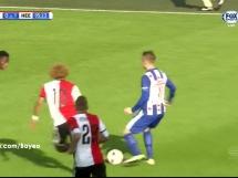 Feyenoord 2:2 Heerenveen