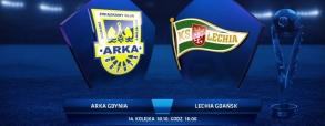 Arka Gdynia - Lechia Gdańsk