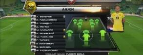 Andżi Machaczkała 0:0 FK Krasnodar
