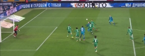 Zenit St. Petersburg - Tom Tomsk