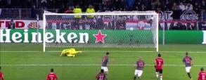 Lewandowski wykorzystuję karnego z PSV