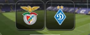 Benfica Lizbona 1:0 Dynamo Kijów