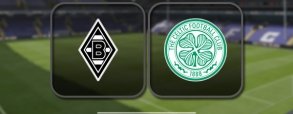 Borussia Monchengladbach 1:1 Celtic