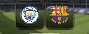 Manchester City 3:1 FC Barcelona