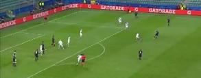 Kovacic wyrównuję! Legia 3-3 Real!