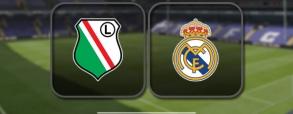 Legia Warszawa 3:3 Real Madryt