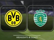 Borussia Dortmund 1:0 Sporting Lizbona