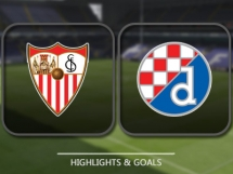 Sevilla FC 4:0 Dinamo Zagrzeb