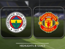 Fenerbahce 2:1 Manchester United