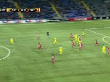 FK Astana 1:1 Olympiakos Pireus