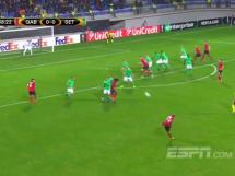 FK Qabala 1:2 Saint Etienne
