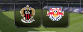Nice 0:2 Red Bull Salzburg