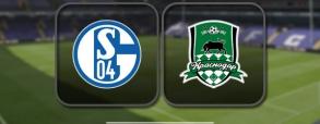 Schalke 04 2:0 FK Krasnodar