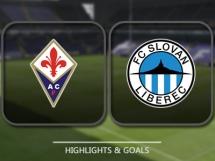 Fiorentina 3:0 Slovan Liberec