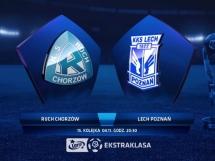 Ruch Chorzów 0:5 Lech Poznań