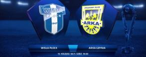 Wisła Płock 0:0 Arka Gdynia