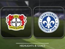 Bayer Leverkusen 3:2 SV Darmstadt