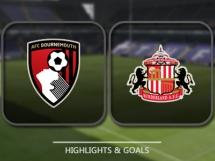 AFC Bournemouth 1:2 Sunderland
