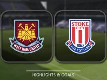 West Ham United 1:1 Stoke City