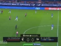 Osasuna 0:1 Deportivo Alaves