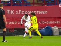 Lokomotiw Moskwa 4:0 Andżi Machaczkała