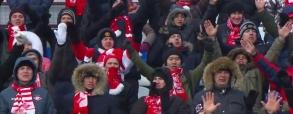 Tom Tomsk 0:1 Spartak Moskwa