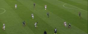 Chievo Verona 1:2 Juventus Turyn