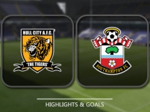 Hull City 2:1 Southampton