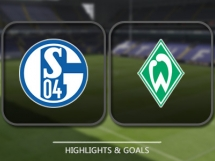 Schalke 04 3:1 Werder Brema