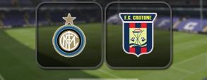 Inter Mediolan 3:0 Crotone