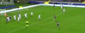 Fiorentina 1:1 Sampdoria