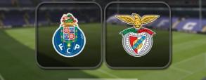 FC Porto 1:1 Benfica Lizbona