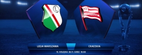 Legia Warszawa 2:0 Cracovia Kraków